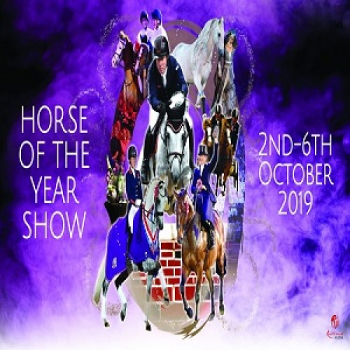 Horse of the Year Show 2019