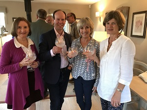 New Members' Drinks Reception at The Cotswolds Distillery - 29.09.2017