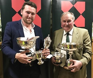 Father and Son Triumph at Moreton Show Awards Night - 22.02.2018
