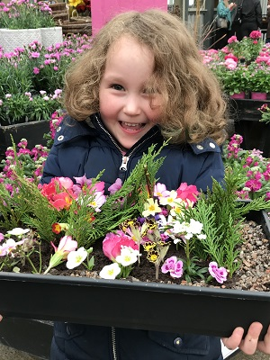 Green Fingered Youngsters Create Miniature Magic - 03.04.2018